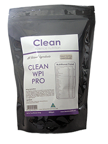 Clean WPI Pro All Natural Protein Chocolate 500gm -Clean Science Nutrition - Healthhub247.com