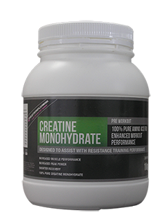 Creatine Monohydrate 1kg-Clean Science Nutrition - Healthhub247.com