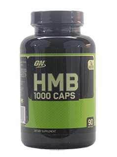 HMB 1000MG (1GM) 90 Caps Optimum Nutrition