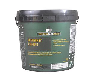 Lean Whey Protein 1KG Banana Paddle Pop - Healthhub247.com