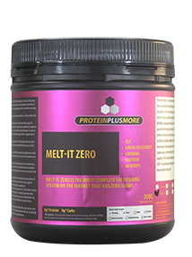 MELT-IT ZERO Ultimate Fat Burning Powder-Zero Sugar 60 serves Blue Raspberry - Healthhub247.com