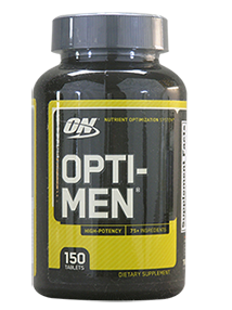 Opti -Men®150 Tablets Optimum Nutrition