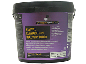 REVIVAL INTRA WORKOUT 1KG BLUE RASPBERRY 90 Serves Protein Plus More
