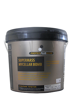 SUPERMASS MYCELLAR BOMB Cookies and Cream 1kg - Healthhub247.com