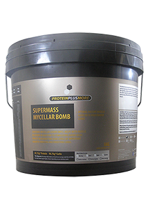 SUPERMASS MYCELLAR BOMB Cookies and Cream 5kg