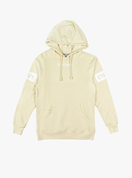FUTURE HOODIE IN CREAM