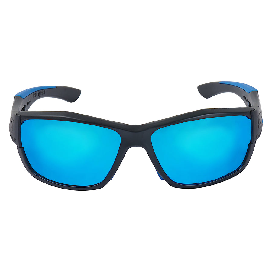 Matte Black/Blue (Blue Lenses)