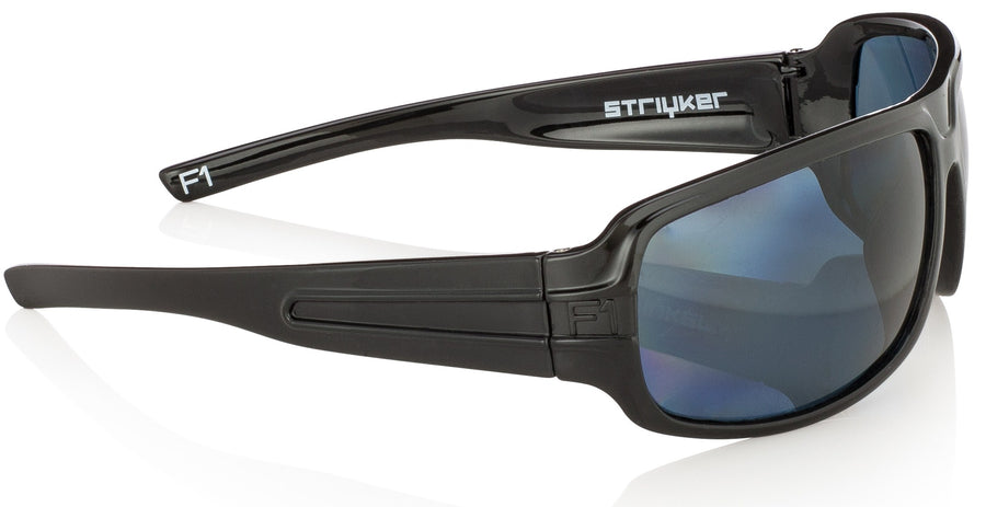 F1 - Gloss Black (Polarized)