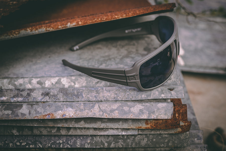 F1 - Gunmetal Gray (Polarized)