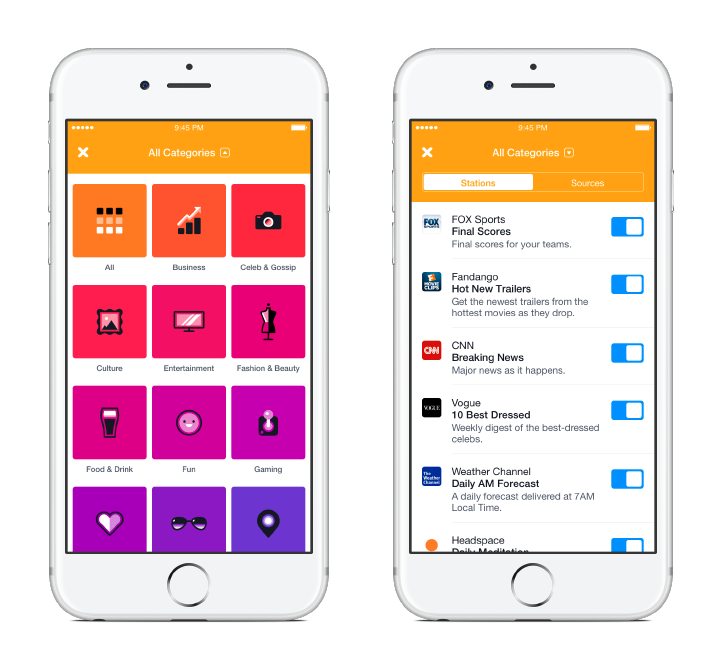 Notify App for iOS is Facebook's Next Grab for Your Attention