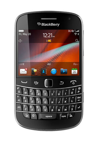 BlackBerry Bold 9930 Black
