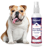 bulldog for nourishing waterless shampoo spray for dogs
