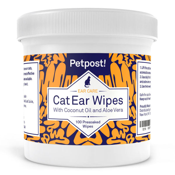Cat Ear Cleaner For Ear Mites