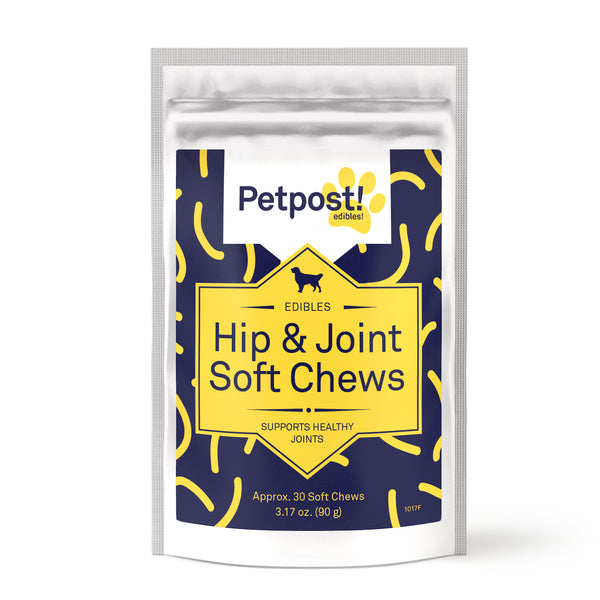 Hip and joint soft chews - glucosamine for dogs