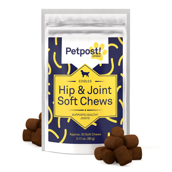 Glucosamine For Dogs | Hip & Joint Soft Chews | Petpost™