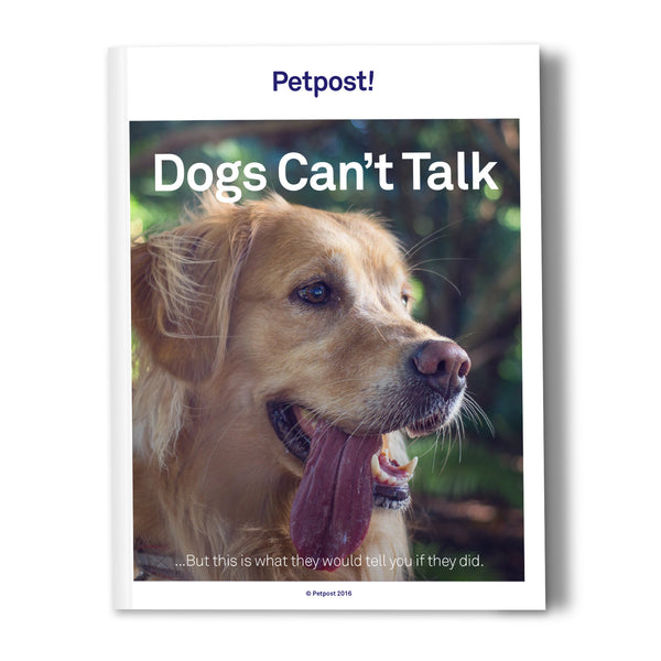 Dogs Can't Talk - Ebook Download - Cover Page