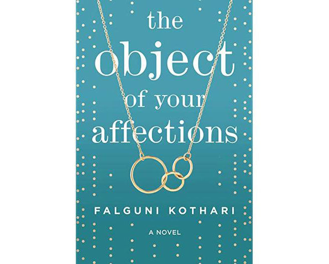 Book cover: The Object of your Affections