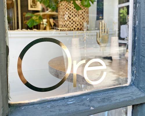 Visit Our Stockist: Ore Jewelry