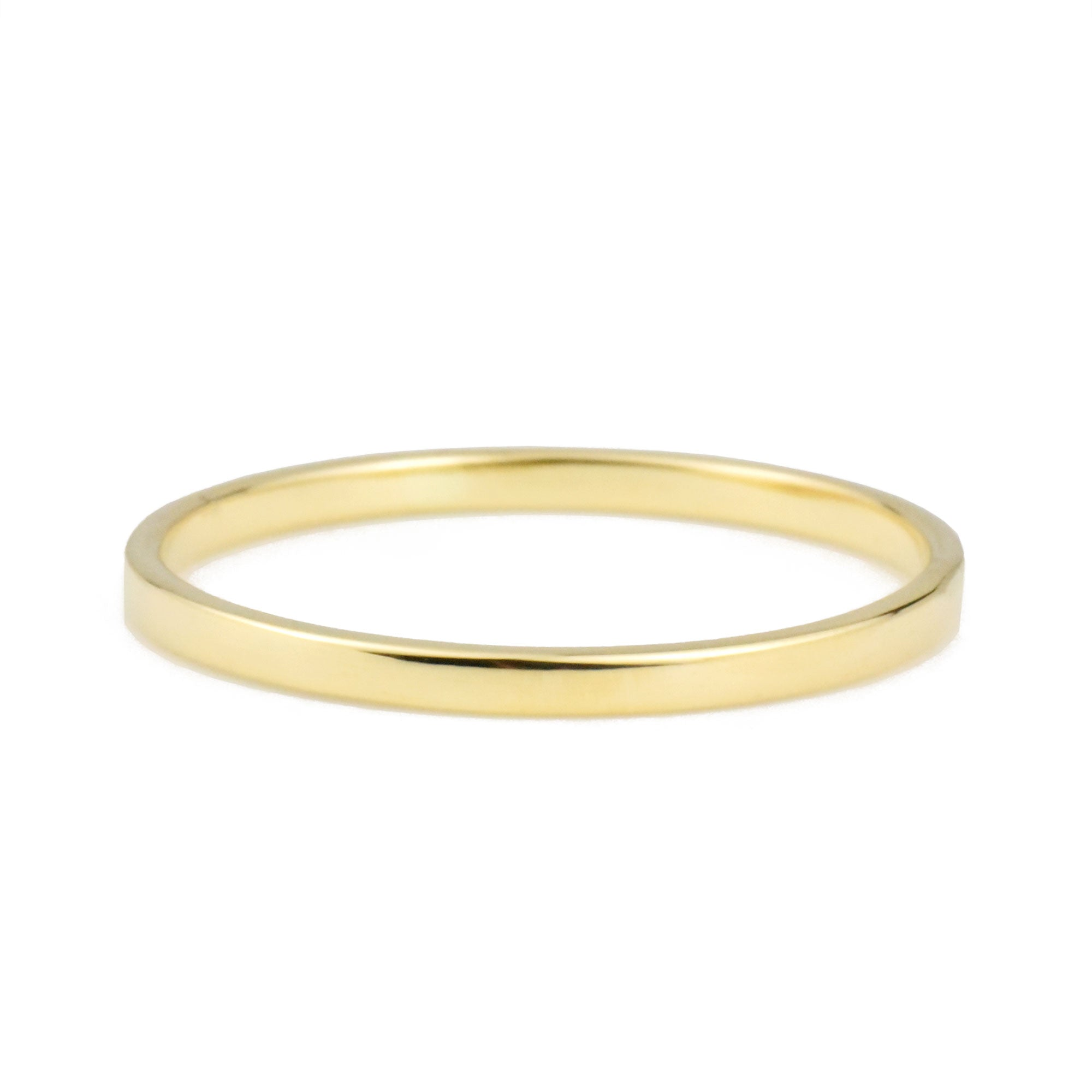 1.5mm Classic Domed Wedding Band