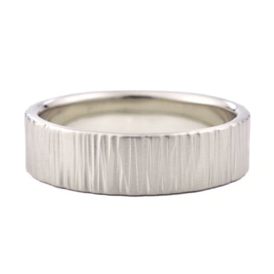 6mm Men's Birch Wedding Band