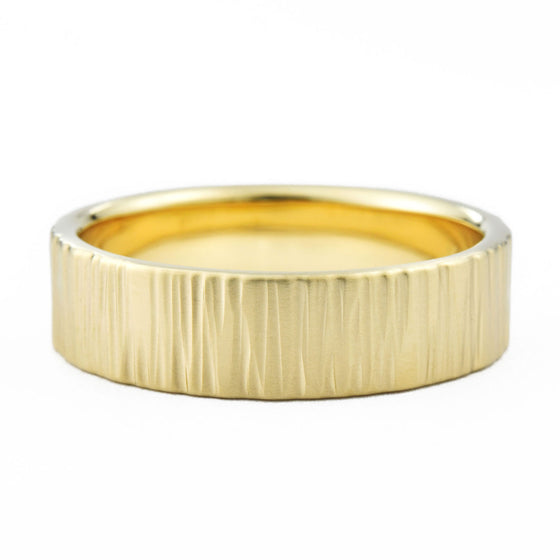 Men's 6mm Birch Wedding Band