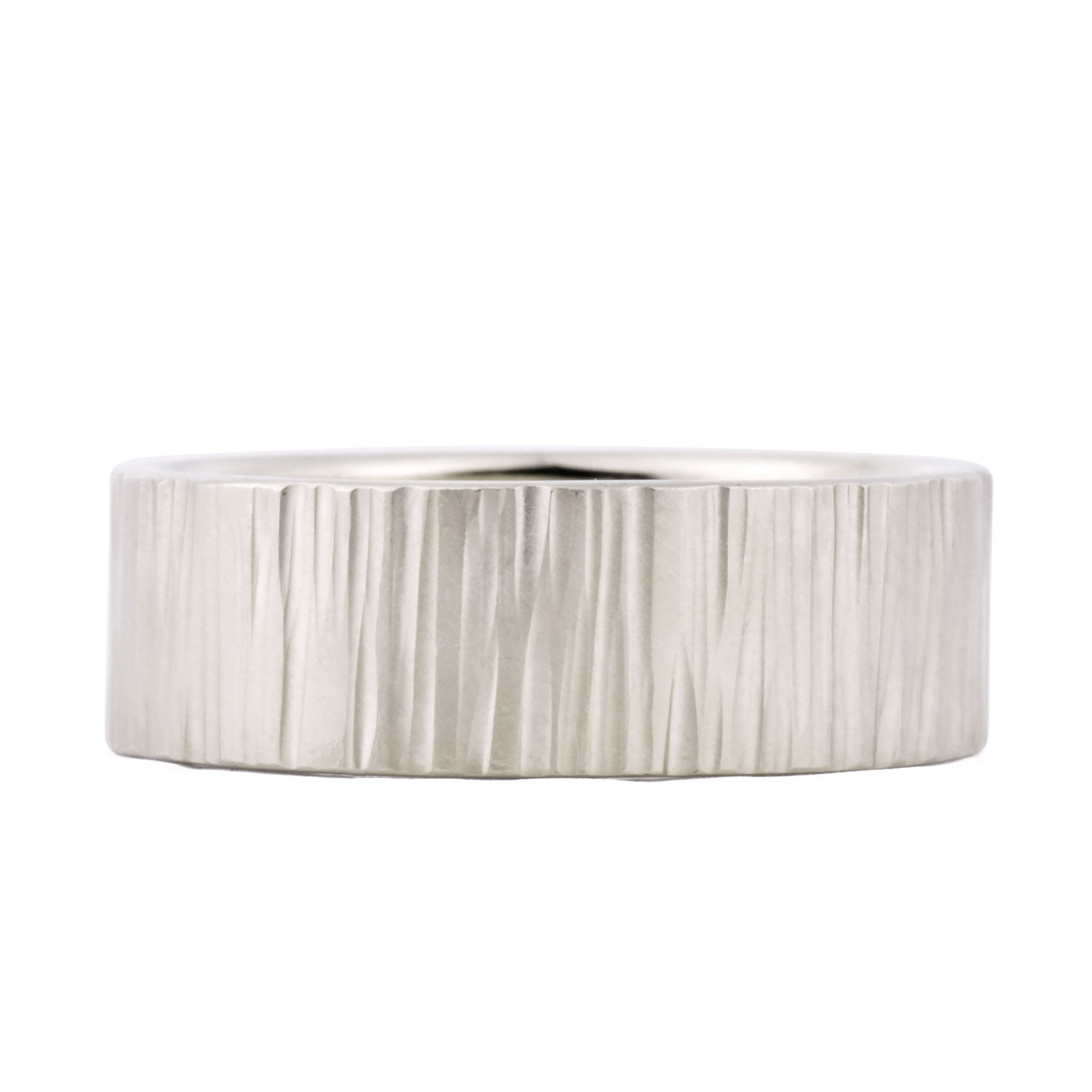 8mm Men's Birch Wedding Band