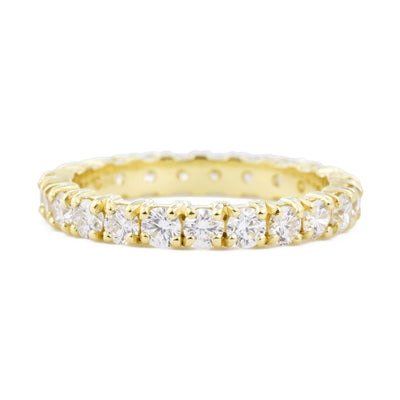 Isla Diamond Full Eternity Wedding Band