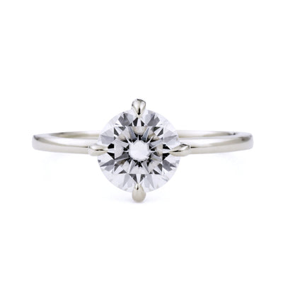 Vera 1ct Diamond Solitaire Engagement Ring