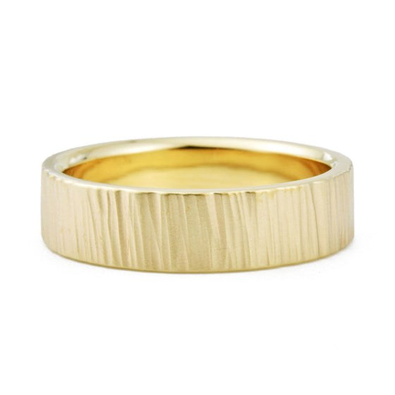 Birch Wedding Band 5mm