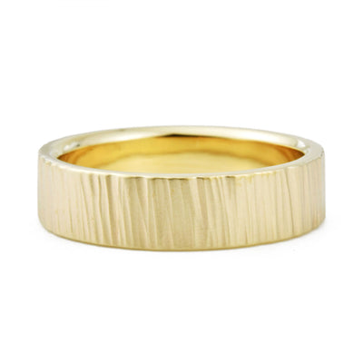 5mm Birch Wedding Band