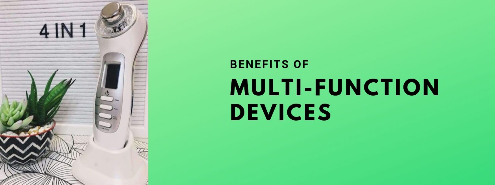 Benefits of Multi-Function Devices
