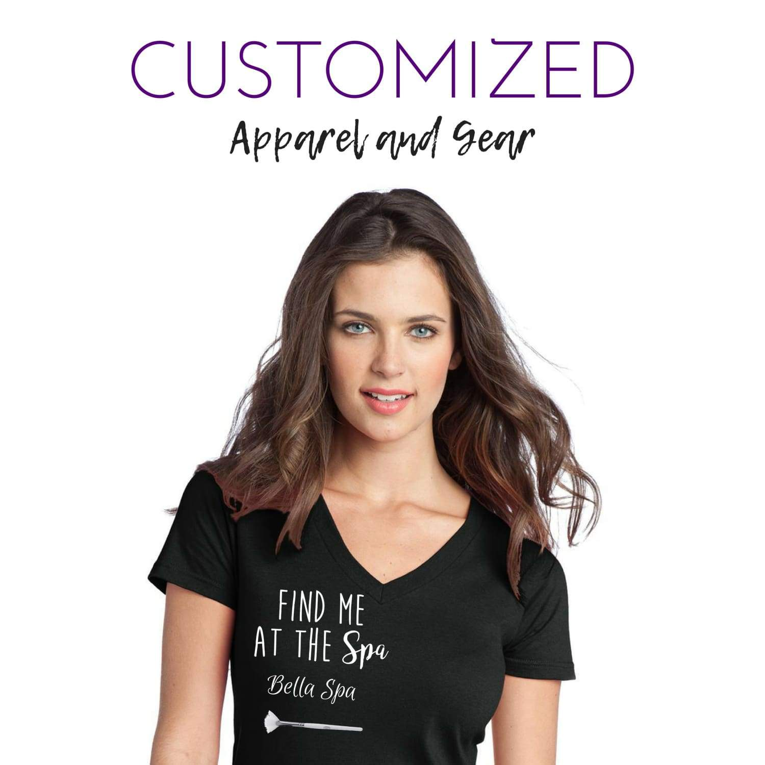 Customized Apparel and Gear