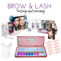 Brow/Lash Tinting and Perming
