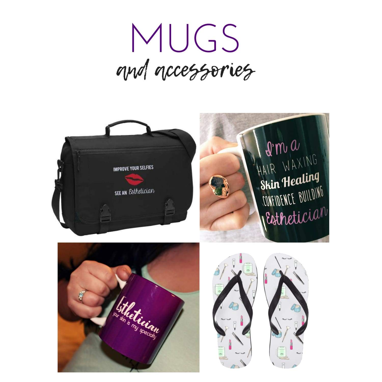 Mugs and Accessories