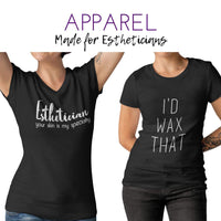 Apparel for Esthetician's