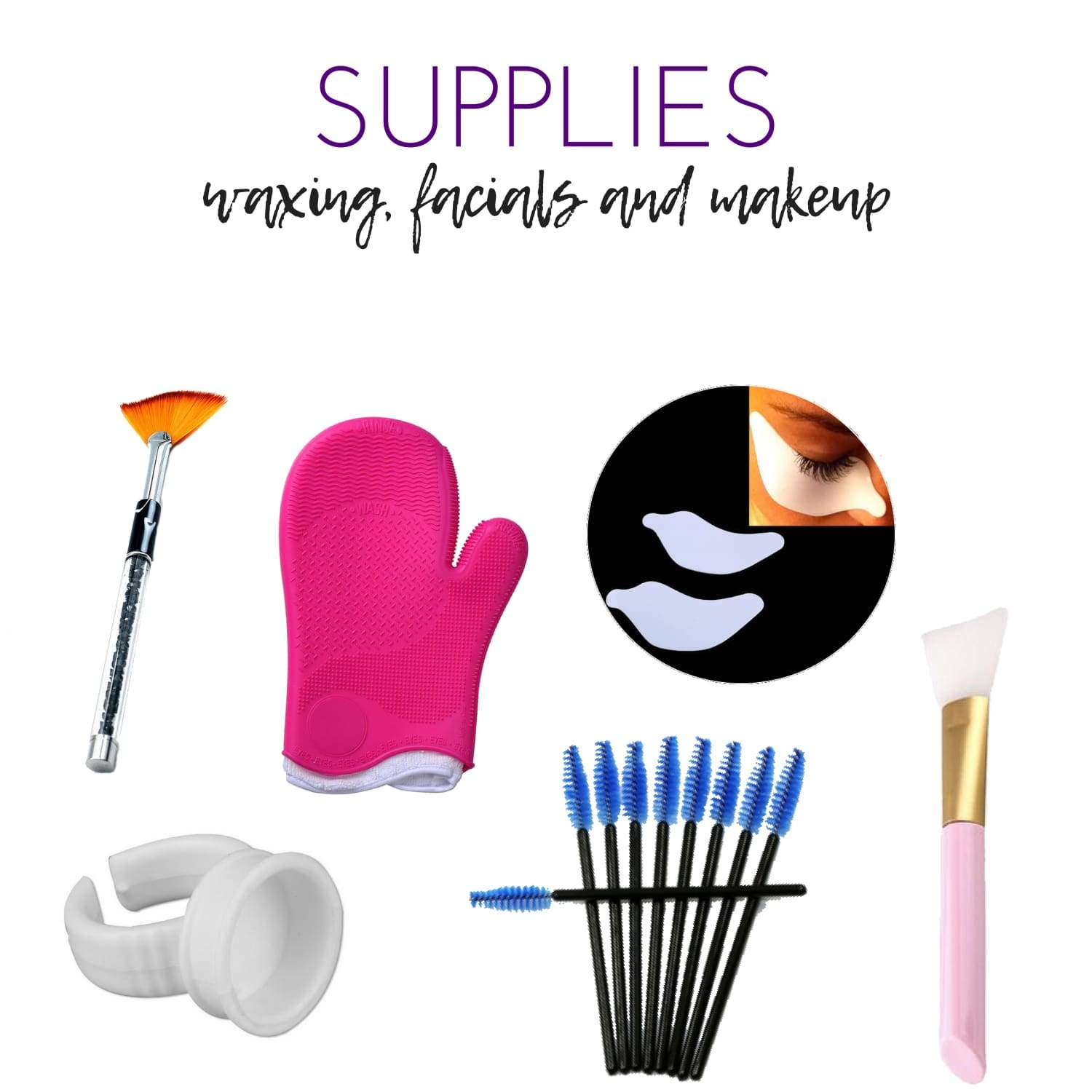 Esthetician Supplies