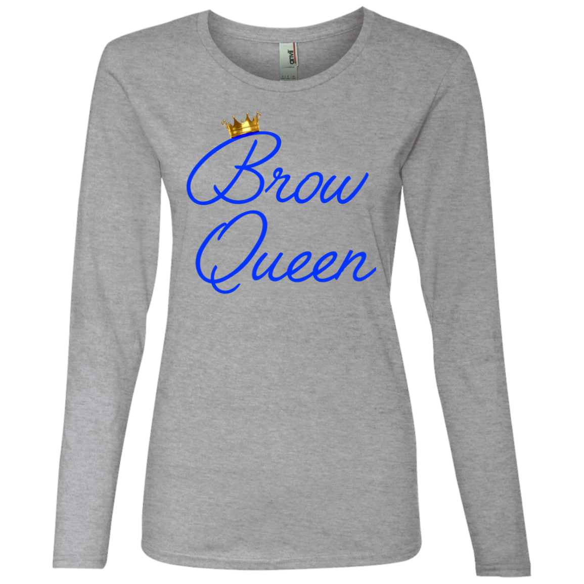 BrowQueen Long Sleeve