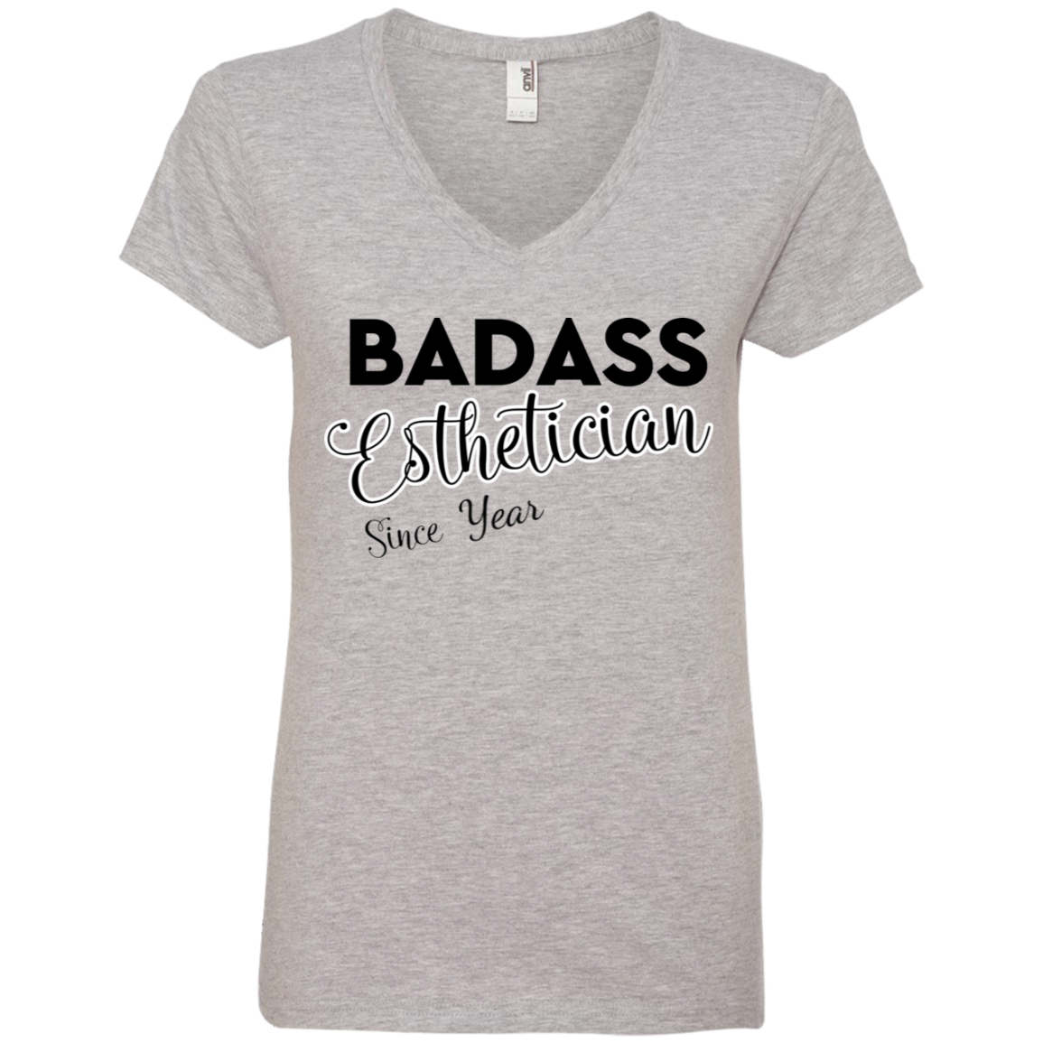 Customized Bada$$ Esthetician Shirt