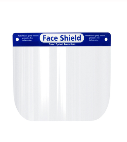 Clear Faceshield