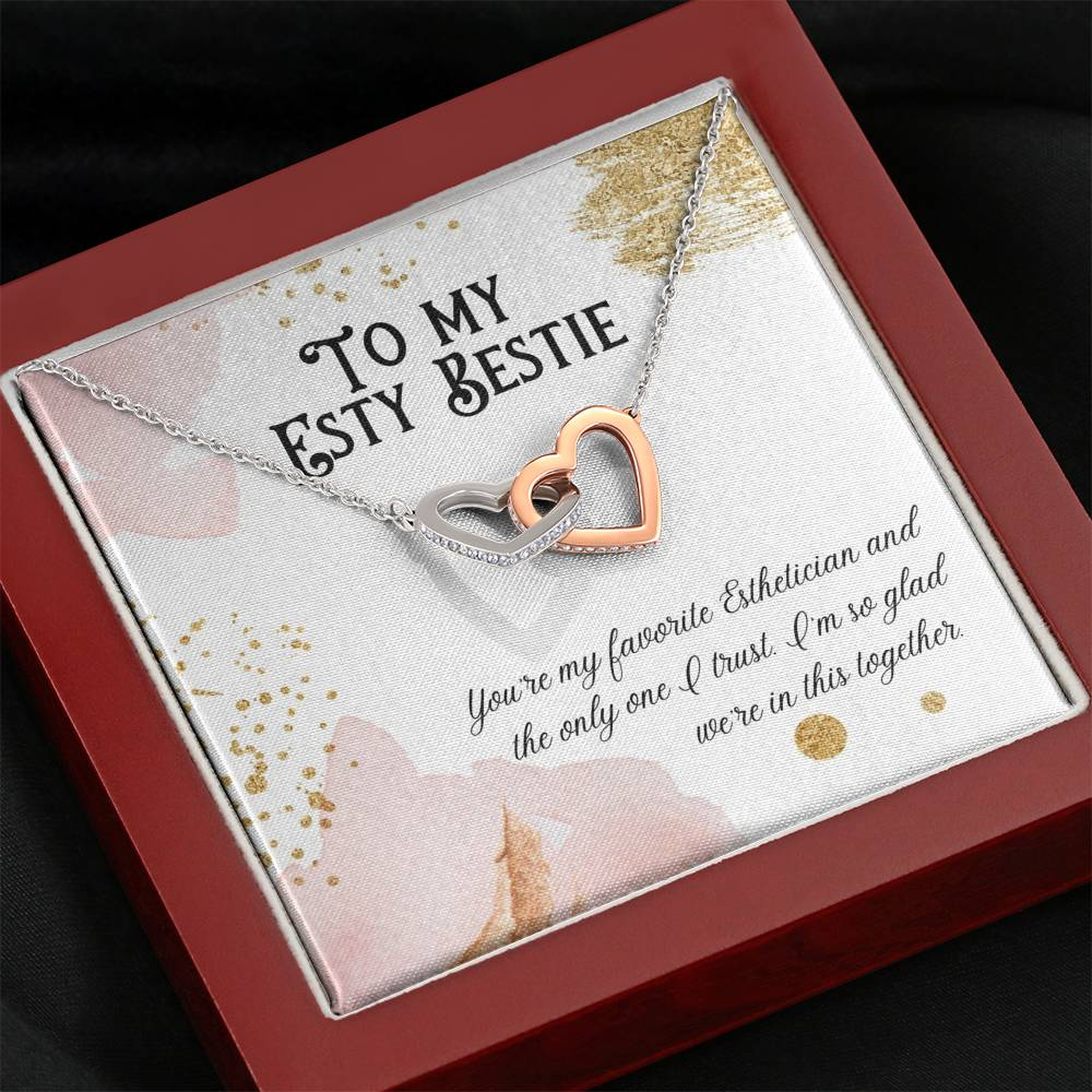 Esty Bestie Necklace