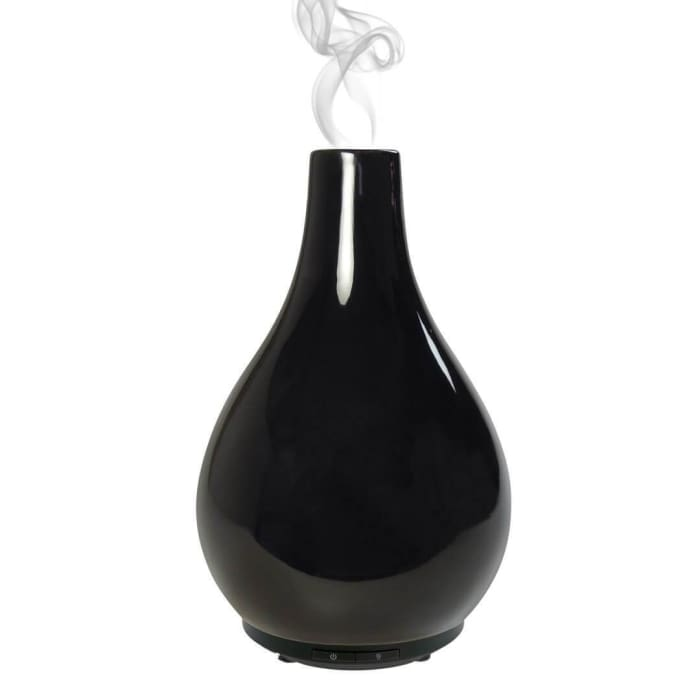 Black Ceramic Essential Oil Diffuser