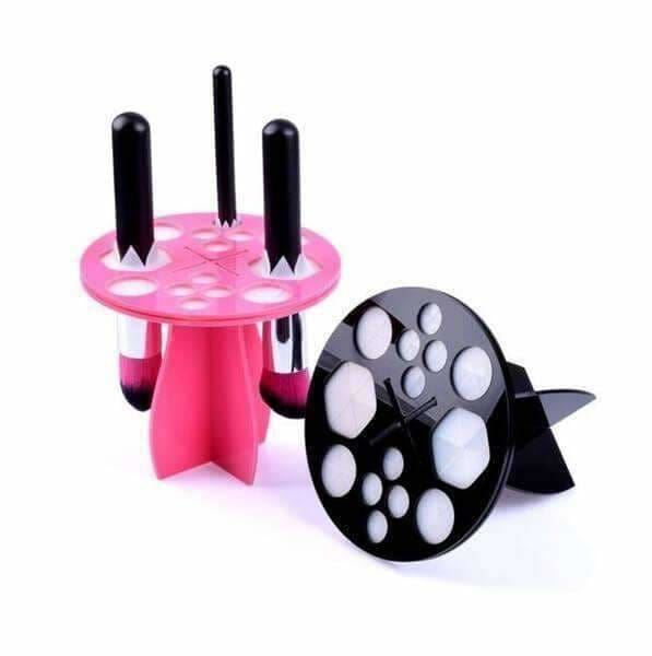 Brush Drying Rack - Makeup Tools