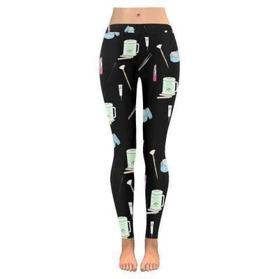 Clearance- Leggings - Esty Print - Xl