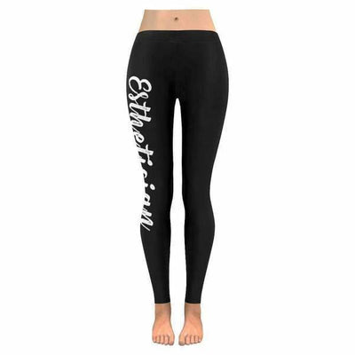 Clearance- Leggings - Just Esthetician Leggings - Small