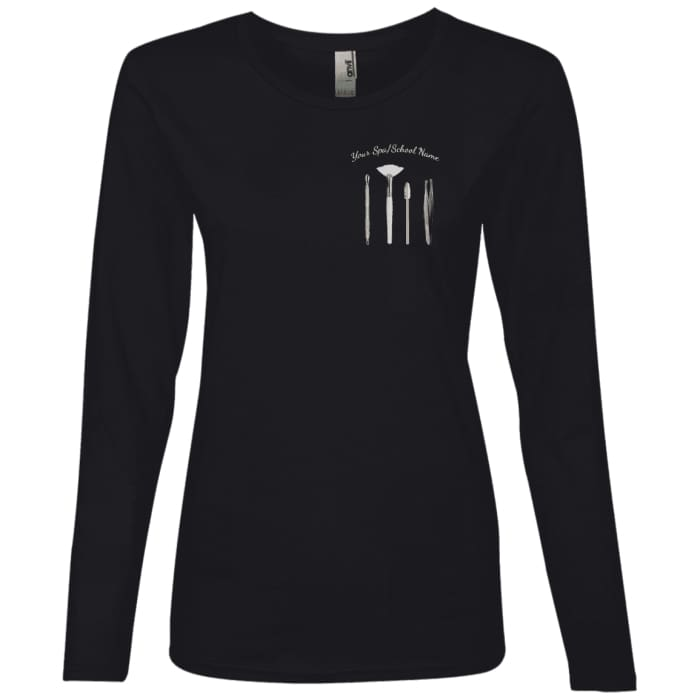 Customized Esty Tools Shirts - Longsleeve - Black / Small - T-Shirts
