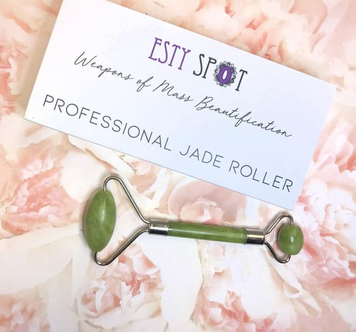 Jade Roller - Esthetician Equipment