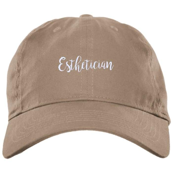 Just Esthetician Dad Hat - Stone / One Size - Hats