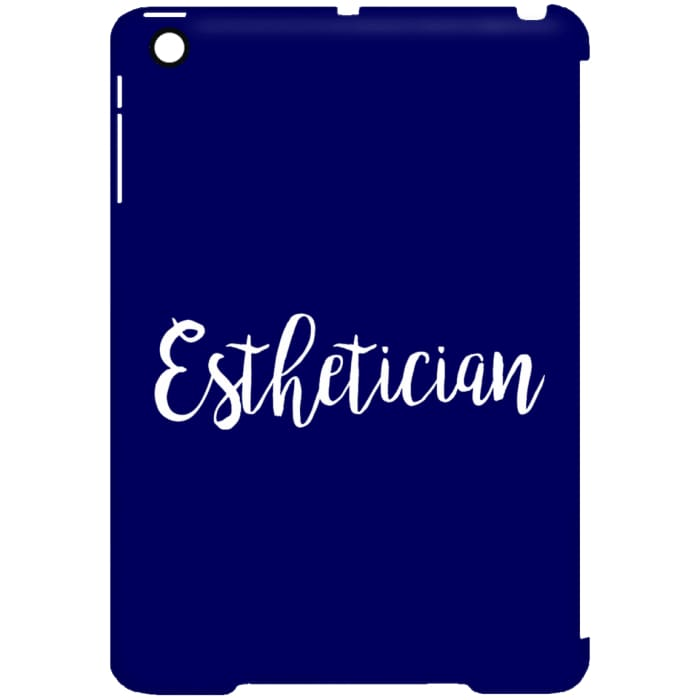 Just Esthetician Ipad Cases - Ipad Mini Clip Case / Navy / One Size - Apparel