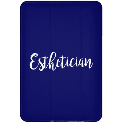 Just Esthetician Ipad Cases - Ipad Mini Flip Case / Navy / One Size - Apparel