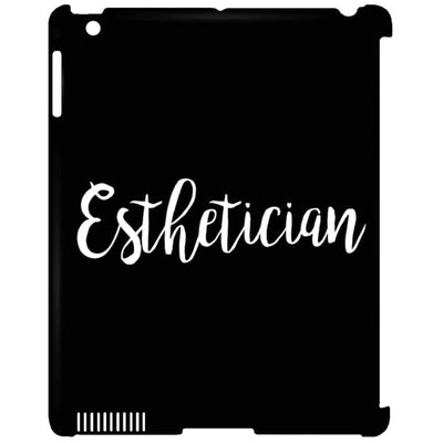 Just Esthetician Ipad Cases - Ipad Clip Case / Black / One Size - Apparel
